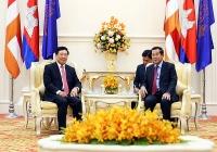 Campuchia mong muốn cộng đồng người gốc Việt có cuộc sống ổn định lâu dài