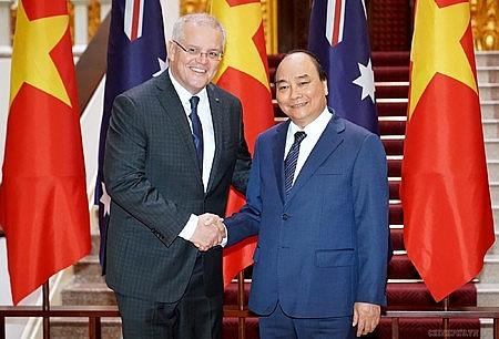 Từ 2/9/2019: Australia sẽ tiếp nhận 1.500 công dân Việt Nam/năm