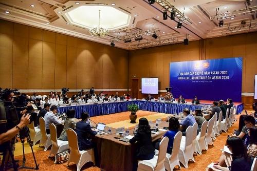 Tọa đàm cấp cao về năm ASEAN 2020