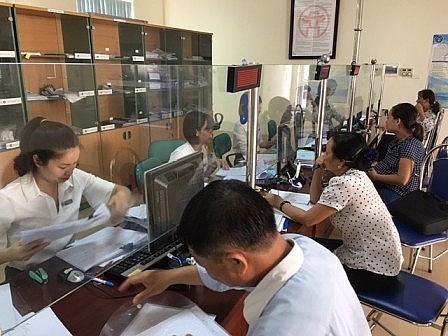 Từ 1/9: Hà Nội triển khai giao dịch điện tử với thủ tục hưởng bảo hiểm xã hội ngắn hạn