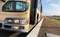 Thiết kế lề đường riêng cho xe buýt tham gia Olympic và Paralympic Tokyo 2020