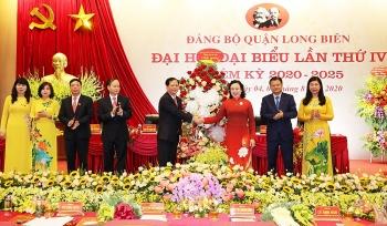 Xây dựng quận Long Biên phát triển bền vững, văn minh, hiện đại