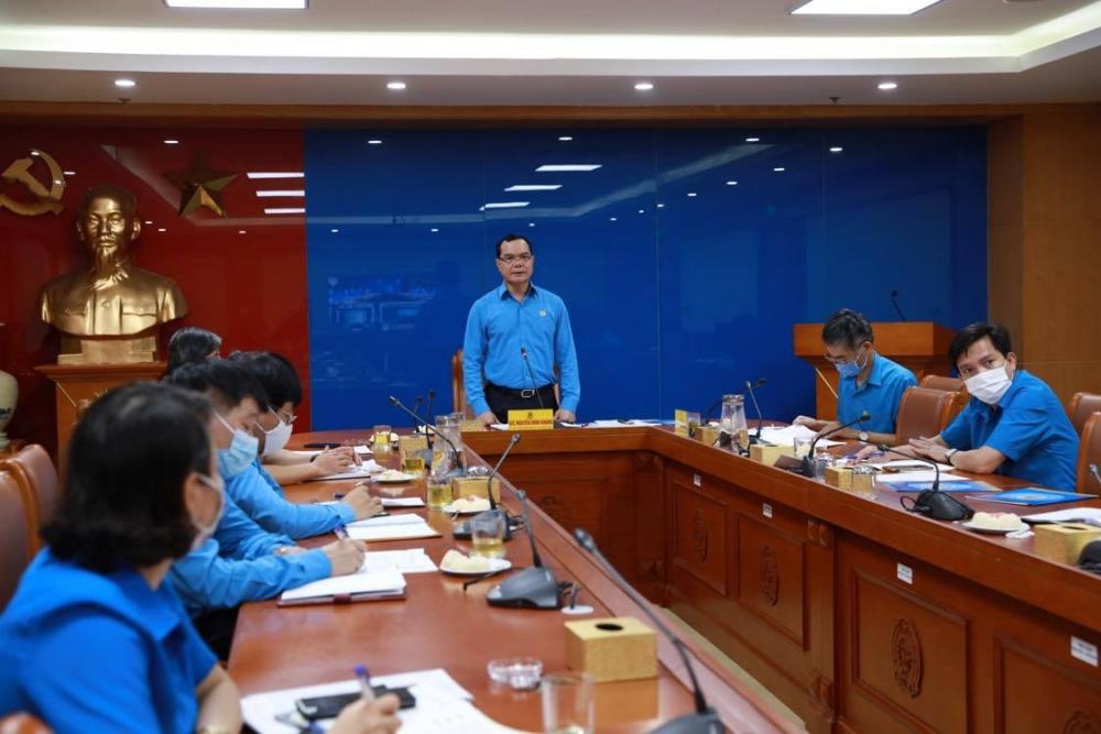 Kịp thời các giải pháp hỗ trợ đoàn viên, người lao động tại Đà Nẵng và Quảng Nam