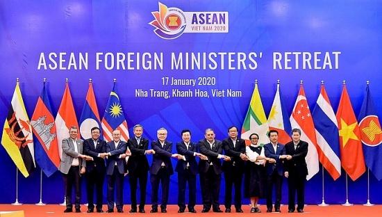 Các Bộ trưởng Ngoại giao ASEAN ra tuyên bố về Tầm quan trọng của việc Duy trì hòa bình và ổn định ở khu vực