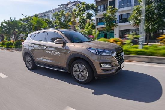 Hyundai Accent dẫn đầu về doanh số với mức tăng trưởng đột phá