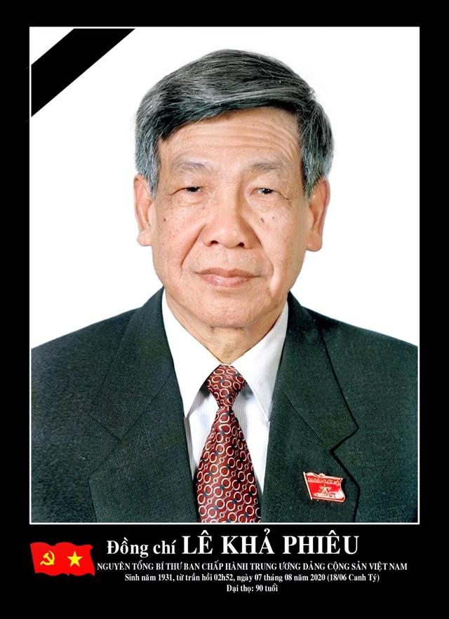 Lãnh đạo các nước gửi Điện chia buồn tới Đảng, Nhà nước và gia quyến nguyên Tổng Bí thư Lê Khả Phiêu