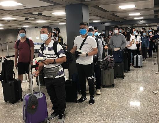 Thêm 3 chuyến bay đón hơn 820 công dân Việt Nam về nước