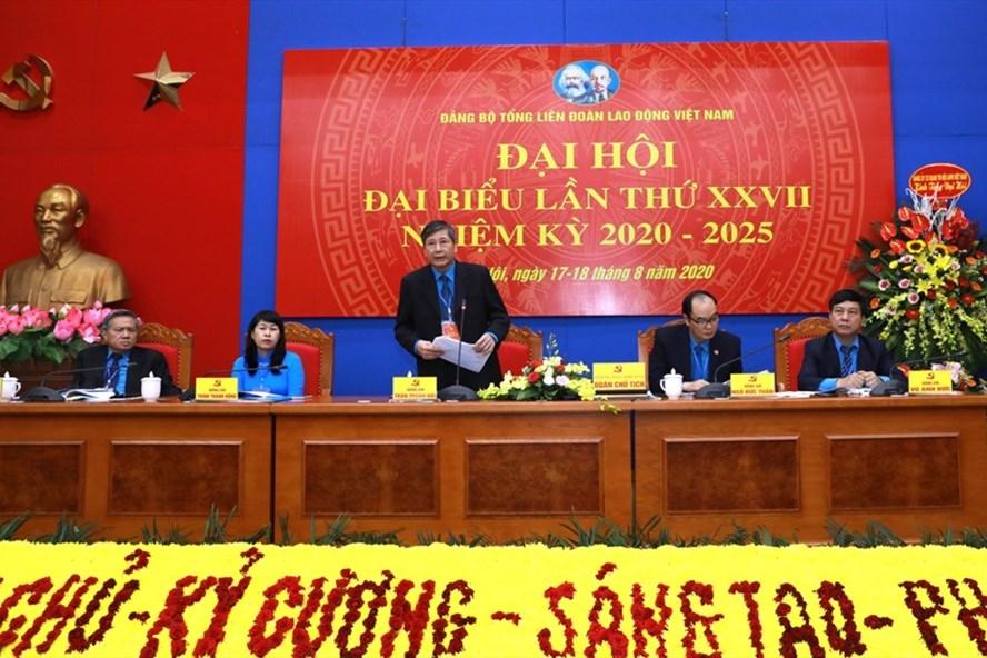 Phát huy vai trò nêu gương của cán bộ, đảng viên, xây dựng Công đoàn Việt Nam vững mạnh