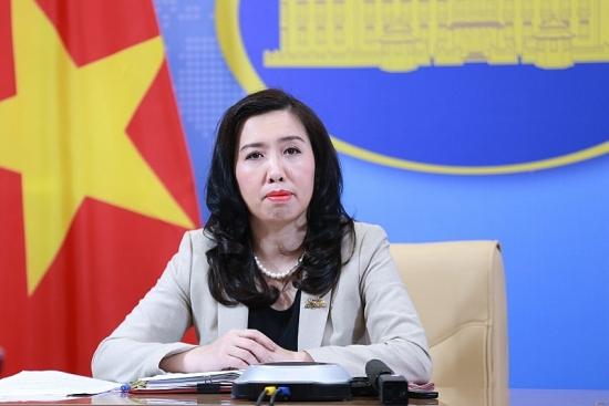 Bộ Ngoại giao thông tin về việc Malaysia truy đuổi tàu cá Việt Nam, làm 1 ngư dân thiệt mạng