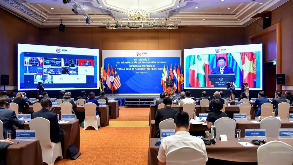 Việt Nam - ASEAN: 25 năm qua và chặng đường phía trước