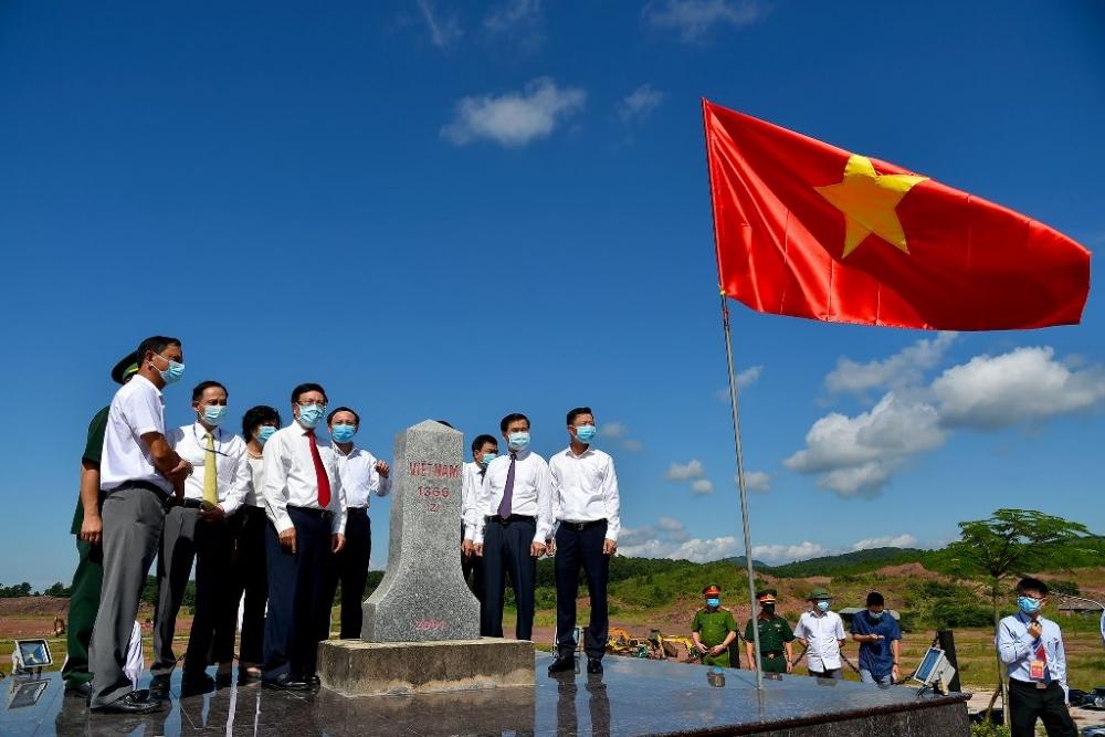 Kỷ niệm 20 năm ngày ký kết Hiệp ước biên giới đất liền Việt Nam - Trung Quốc
