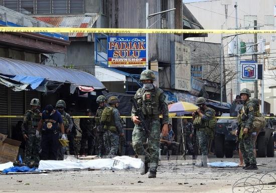Việt Nam lên án mạnh mẽ vụ đánh bom khủng bố tại thị trấn Jolo, tỉnh Sulu, Philippines