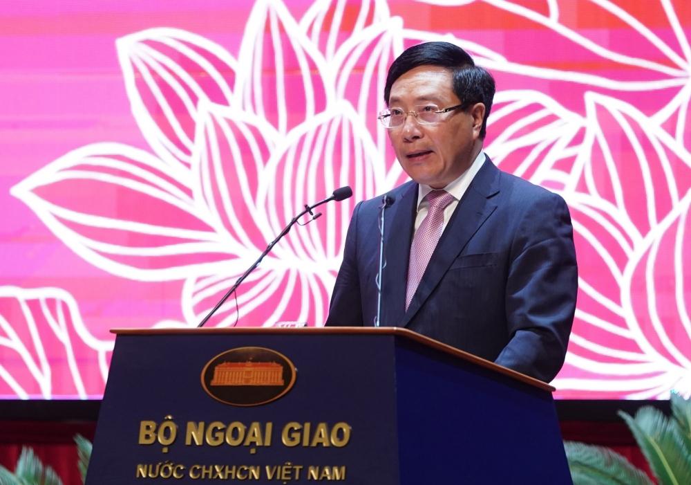 Ngoại giao Việt Nam: Góp phần quan trọng vào những thắng lợi vẻ vang của dân tộc