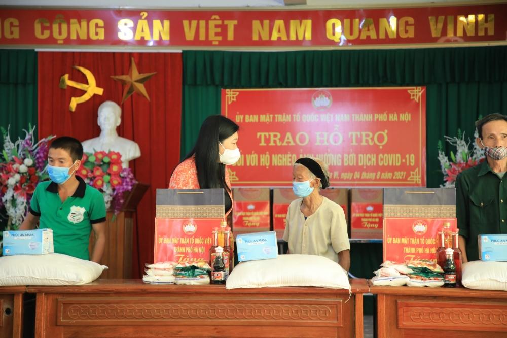 Hà Nội hỗ trợ an sinh xã hội với tổng kinh phí hơn 1.000 tỷ đồng