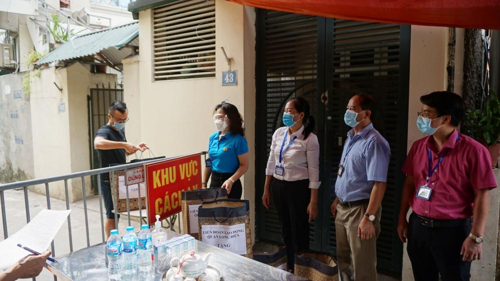 Tổng LĐLĐ Việt Nam bổ sung đối tượng đoàn viên, người lao động được chi hỗ trợ khẩn cấp