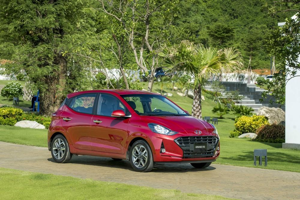 Hyundai Thành Công giới thiệu Grand i10 thế hệ hoàn toàn mới