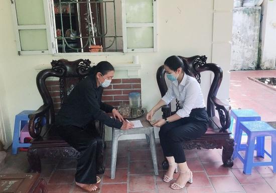 Hà Nội phân vùng chi trả gộp 2 tháng lương hưu, trợ cấp bảo hiểm xã hội đảm bảo an toàn
