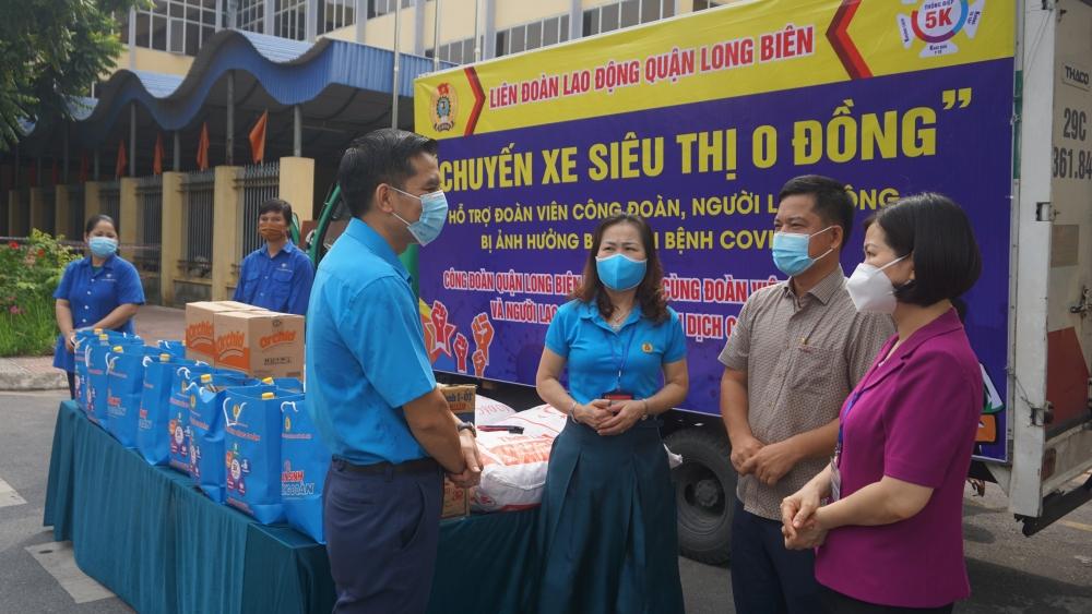 Đoàn Chủ tịch Tổng LĐLĐ Việt Nam kêu gọi ủng hộ khẩn cấp công nhân bị ảnh hưởng bởi Covid-19