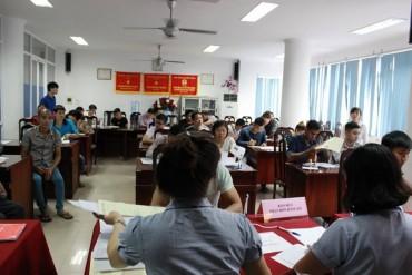 Công an sẽ trực tiếp làm giám thị tại phòng thi tiếng Hàn