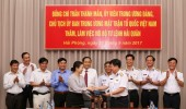 Phối hợp nâng cao ý thức gìn giữ chủ quyền biển đảo Tổ quốc