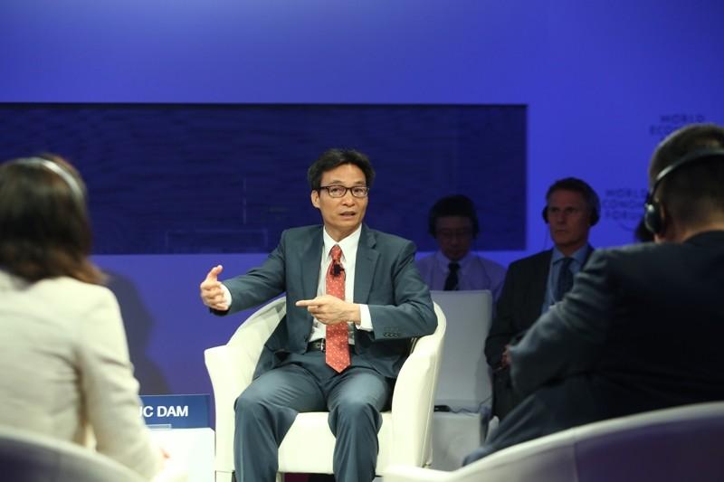 Phó Thủ tướng Vũ Đức Đam lạc quan về tương lai việc làm của ASEAN