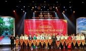 373 nhà giáo giáo dục nghề nghiệp tham dự Hội giảng toàn quốc năm 2018