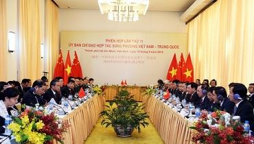 Thúc đẩy quan hệ đối tác hợp tác chiến lược toàn diện Việt Nam-Trung Quốc