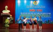 Hải Dương: Sôi nổi Hội thi tìm hiểu kiến thức pháp luật trong CNVCLĐ