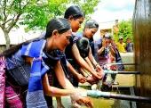 Tăng mức tín dụng cho công trình nước sạch nông thôn lên 10 triệu đồng