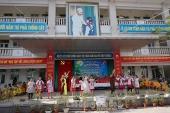 """""""Vầng trăng yêu thương"""" đầy nhân ái tại Trường Tiểu học Giang Biên"""