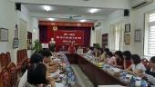 LĐLĐ quận Long Biên: Triển khai công tác công đoàn khối trường học
