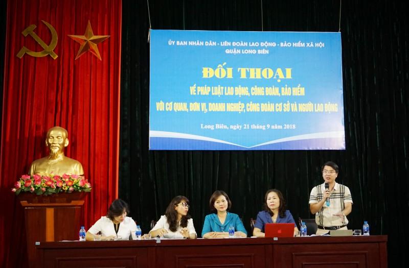 Hà Nội: Đẩy mạnh tuyên truyền chính sách về lao động, tiền lương, BHXH