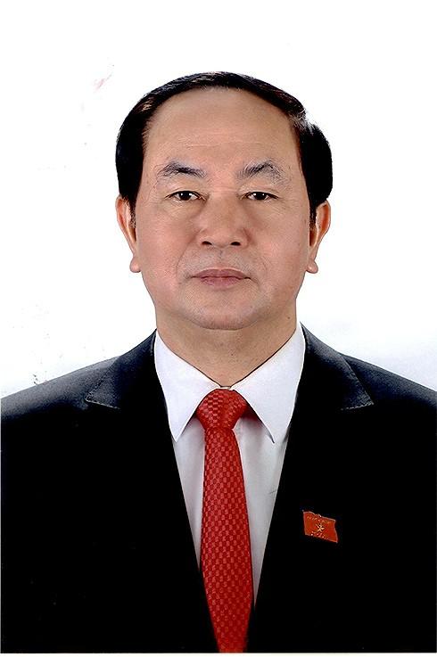 Lãnh đạo các nước gửi điện chia buồn việc Chủ tịch nước Trần Đại Quang từ trần