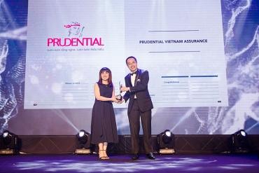 Prudential - một trong những nơi làm việc tốt nhất Châu Á năm 2018