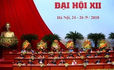 161 đại biểu ưu tú trúng cử vào Ban Chấp hành Tổng LĐLĐ Việt Nam khóa XII