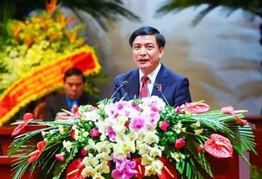 Đồng chí Bùi Văn Cường tái đắc cử chức Chủ tịch Tổng Liên đoàn Lao động Việt Nam
