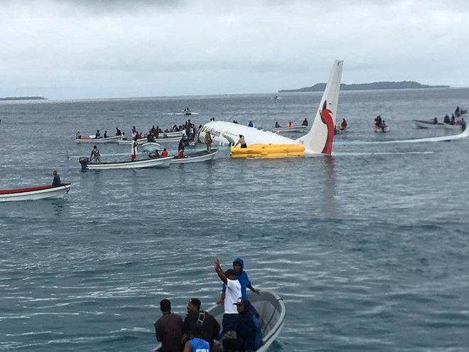4 công dân Việt Nam có mặt trong vụ máy bay gặp nạn ở Micronesia