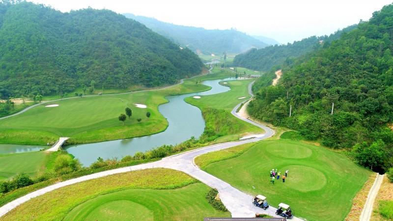 khai truong geleximco hilltop valley san golf doc dao bac nhat viet nam