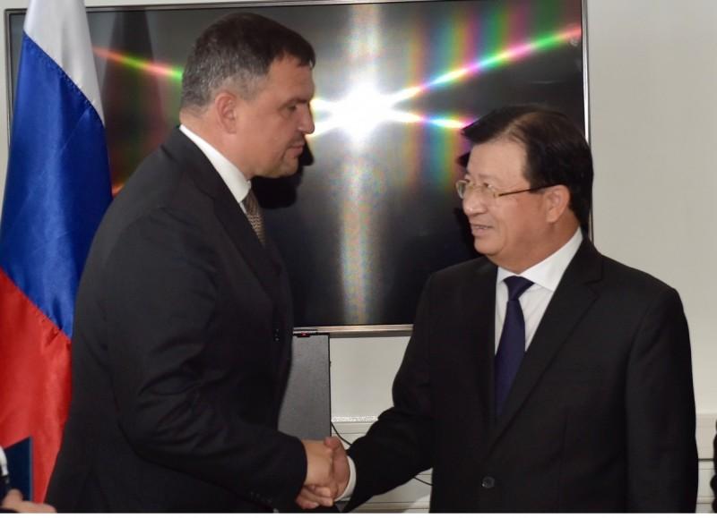 Việt Nam - Liên bang Nga: Hợp tác sớm mở đường bay thẳng Cam Ranh - Vladivostok