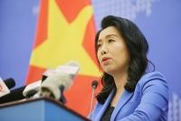 Việt Nam bác bỏ thông tin