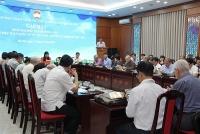 Hà Nội: Gặp mặt Đoàn đại biểu dự Đại hội Mặt trận Tổ quốc Việt Nam lần thứ IX