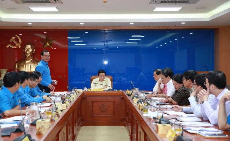 Công bố kết quả kiểm tra của Ban Bí thư đối với Đảng đoàn Tổng Liên đoàn Lao động Việt Nam