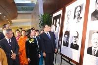Triển lãm gần 400 bức ảnh về sức mạnh khối đại đoàn kết toàn dân tộc