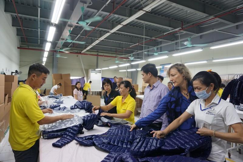 Thúc đẩy việc làm tốt hơn, cuộc sống tốt hơn cho lao động ngành may Việt Nam