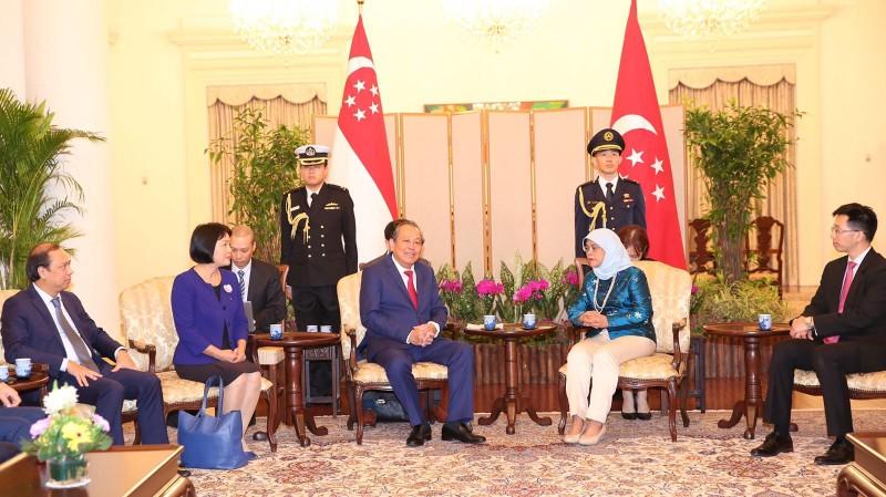 Singapore sẵn sàng hỗ trợ Việt Nam nâng cao chất lượng nhân lực công nghệ thông tin