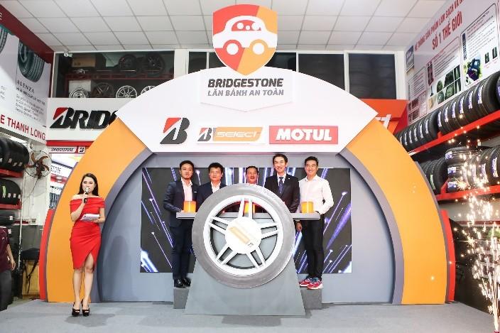 Bridgestone: 11 năm liên tiếp dẫn đầu Bảng xếp hạng Lốp toàn cầu
