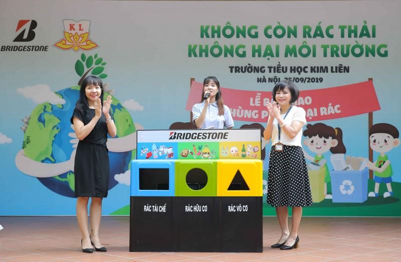 khoi dong chuong trinh khong con rac thai khong hai moi truong 2019