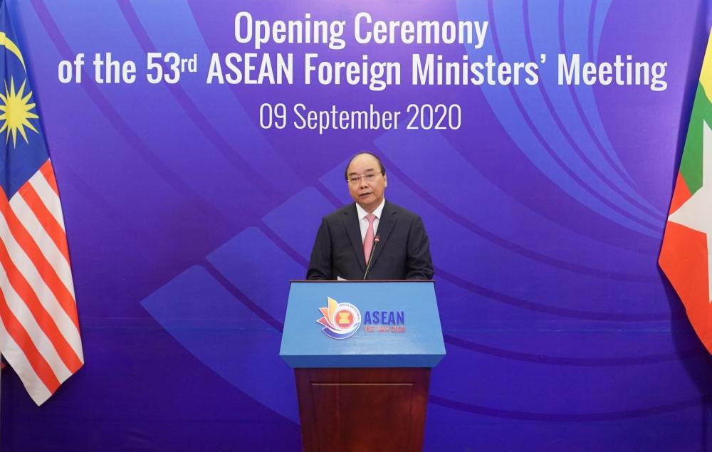 """Gắn kết và chủ động thích ứng đã trở thành một """"thương hiệu"""" của ASEAN"""