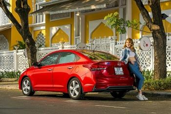 Hyundai Accent tiếp tục dẫn đầu doanh số bán ra trong tháng 8