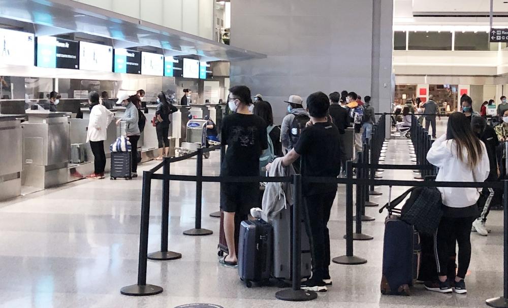 Gần 350 công dân Việt Nam đã trở về nước an toàn